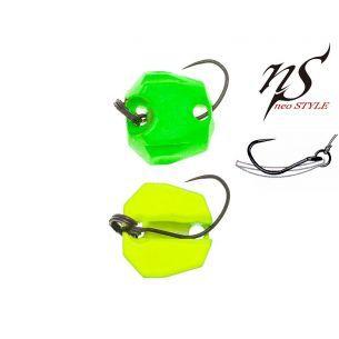 Oscilanta Neo Style Premium Green Tea 1.8g