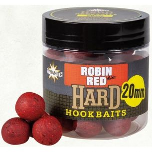 Boilies Carlig Dynamite Baits Robin Red Hard Hookbaits 20mm