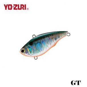 Vobler Yo-Zuri Rattlin Vibe GT Green Silver 6.5cm 17g
