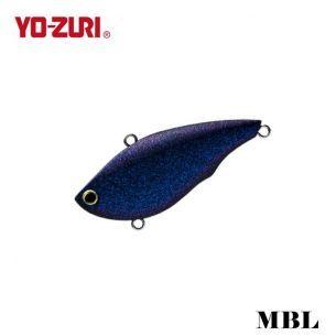 Vobler Yo-Zuri Rattlin Vibe MBL Matte Black 6.5cm 17g