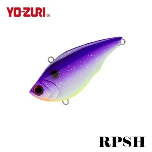 Vobler Yo-Zuri Rattlin Vibe RPSH Royal Purple Shad 7cm 23g
