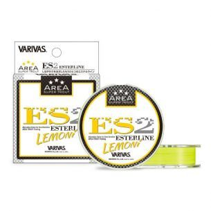 Fir Super Trout Area Varivas ES2 Ester Lemony 0.091mm 80m 1.75lb