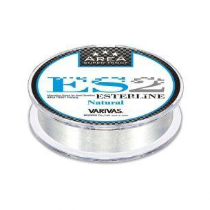Fir Trout Area Varivas ES2 Ester Natural 0.091mm 80m 1.75lb