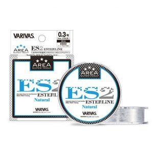 Fir Trout Area Varivas ES2 Ester Natural 0.105mm 80m 2.3lb