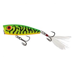 Popper Salmo Rattlin Pop Green Tiger 7cm 7g