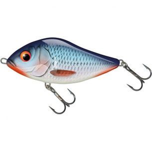 Vobler Salmo Slider SD7F BLA Bleeding Blue Shad 7cm 17g New Color 2021