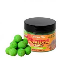 Coated Boilies Benzar Method Feeder Green Betaine 14mm 150ml