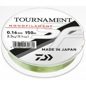 Fir Daiwa Tournament SF Green 0.16mm 300m 2.3kg