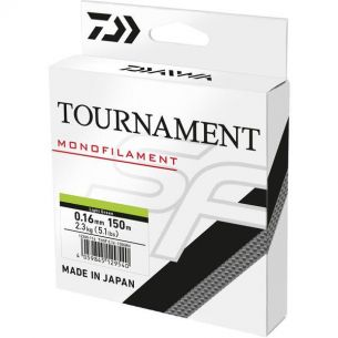 Fir Daiwa Tournament SF Green 0.20mm 300m 3.5kg