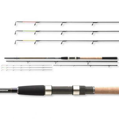 Lanseta Feeder Cormoran GF Pro UP 3.90m 80-230g 3+3