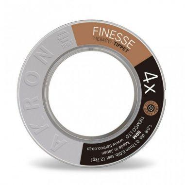 Fir Tiemco Finesse Tippet 50m 5X 0.15mm 4lb