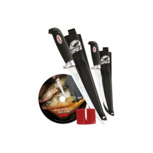 Set 2 Cutite Filetat Rapala Soft Grip