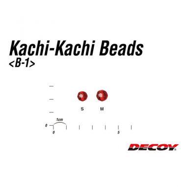 Margele Decoy B-1 Kachi S Red 9buc Decoy