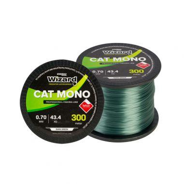 Fir Somn Wizard Cat Mono Dark Green 0.40mm 300m 19.6kg Wizard