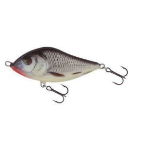 Vobler Salmo Slider SD7S RGS Real Grey Shiner - Sinking