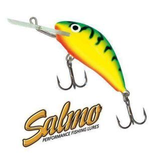 Vobler Salmo Hornet H3F GT