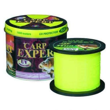 Fir Monofilament Carp Expert UV Fluo 0.25mm 1000m 8.9kg Carp Expert Baits