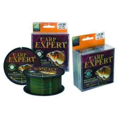 Fir Monofilament Carp Expert Multicolor 0.30mm 300m 12.5kg Carp Expert Baits