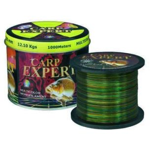 Fir Crap Carp Expert Multicolor 0.40mm 1000m 18.70kg