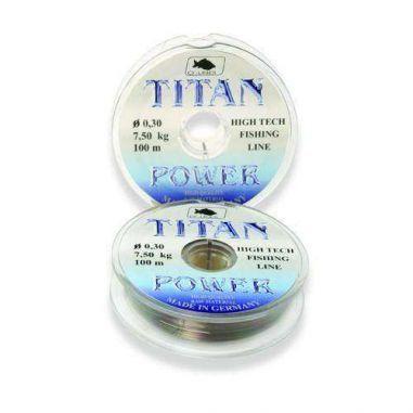 Fir Fir Titan Power 0.12mm Made in Germany 100m 1.7kg