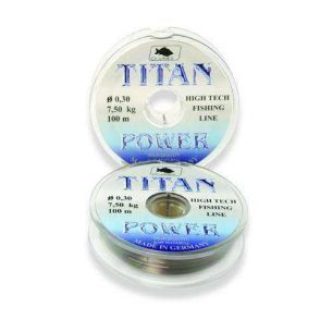 Fir Titan Power 0.25mm Made in Germany 100m 6.4kg