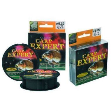 Fir Monofilament Carp Expert 0.40mm 150m 18.7kg