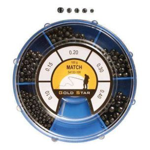 Set plumbi despicati Match 100g