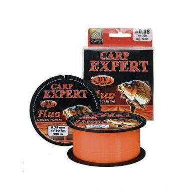 Fir Monofilament Carp Expert UV Fluo-Orange 0.25mm 300m 8.9kg