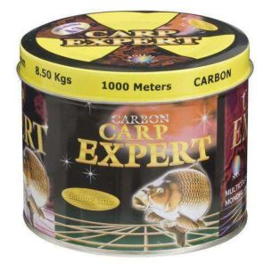 Fir Monofilament Carp Expert Carbon 0.25mm 1000m 8.5kg