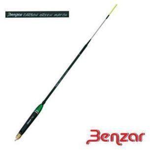 Pluta Benzar Match Waggler Green 16g