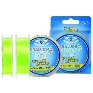 Fir Cralusso Prestige Fluo Galben 0,22mm 150m
