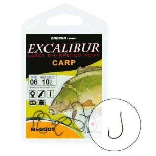 ET Excalibur Carp Maggot NS nr.6