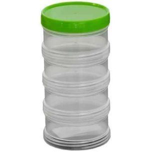 Cutie Plastic cu Filet 4bucati