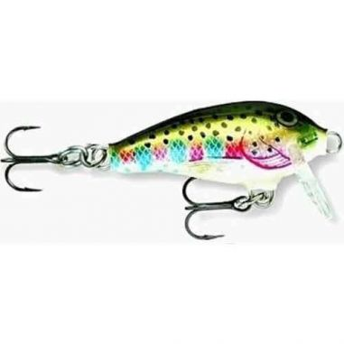 Vobler Clean Rapala Mini Fat Rap Rainbow Trout 3cm 4g