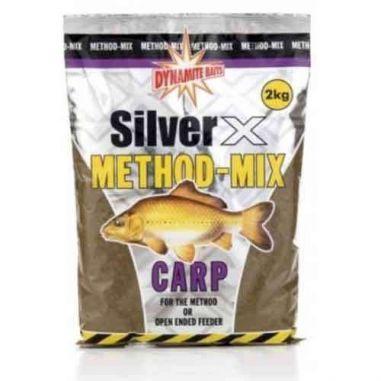 Nada Dynamite Baits Silver X Carp Method Mix 2kg Dynamite Baits