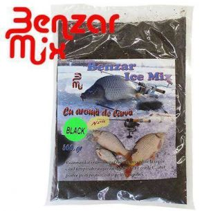 Nada Benzar Ice Mix Black 500g