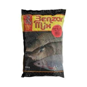 Benzar Mix Crap Black cu Pelete 1kg