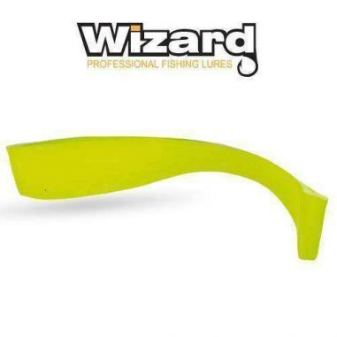 Wizard Energy Shad Chartreuse 13cm (2buc)