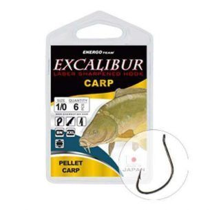 ET Excalibur Pellet Carp BN nr.6 (6buc)