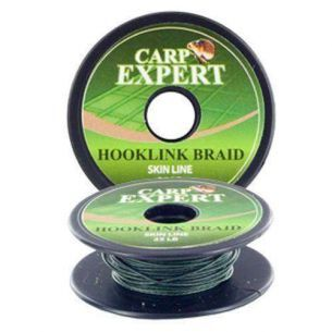 CE Skin Line 10m 15lbs Moss Green
