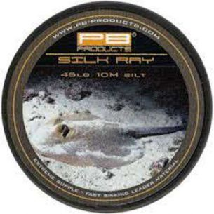 Leadcore PB Silk Ray 10m 45lb Silt