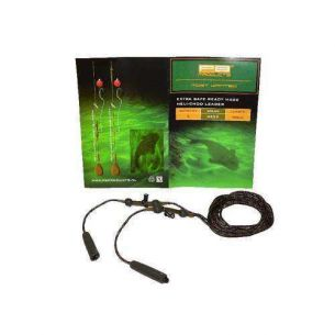PB Extra Safe Heli-Chod Leader 90cm Weed (2buc)