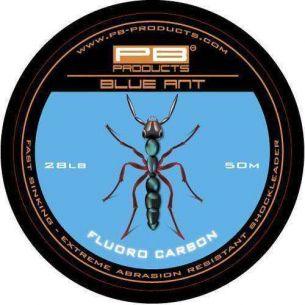 PB Blue Ant Shockleader 50m 28lb