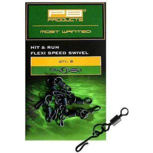 PB Hit & Run Flexi Speed Swivel (8buc)
