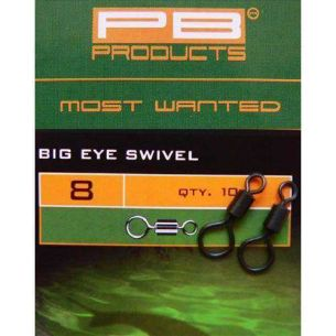 PB Big Eye Swivel nr.8 (10buc)