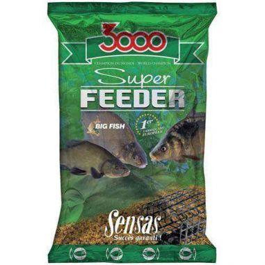 Nada Sensas 3000 Super Feeder Big Fish 1kg Sensas